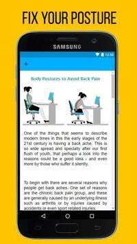 Fix Your Posture screenshot 5