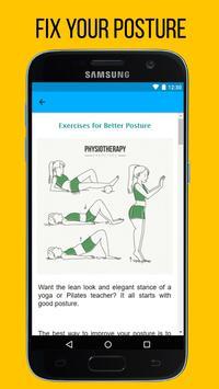 Fix Your Posture screenshot 8