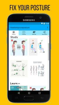 Fix Your Posture screenshot 1
