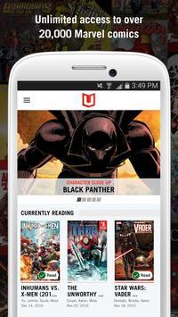 Marvel Unlimited poster