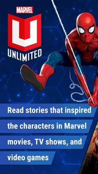 Marvel Unlimited 海报