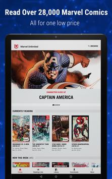Marvel Unlimited 截图 10