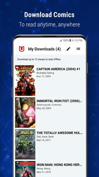 Marvel Unlimited 截图 3