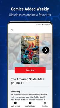 Marvel Unlimited 截图 5