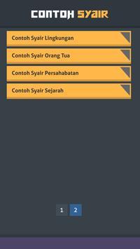 Contoh Syair screenshot 2