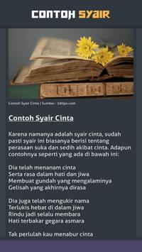 Contoh Syair screenshot 4