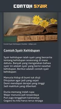 Contoh Syair screenshot 6