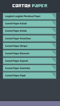 Contoh Paper screenshot 1