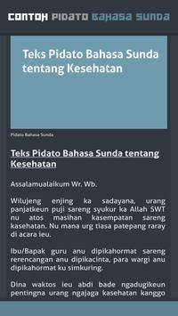 Contoh Pidato Bahasa Sunda screenshot 5