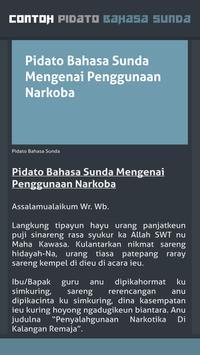 Contoh Pidato Bahasa Sunda screenshot 6