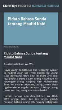 Contoh Pidato Bahasa Sunda screenshot 7