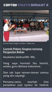 Contoh Pidato Singkat 2 screenshot 4
