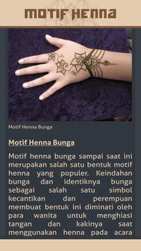 Gambar Motif Henna screenshot 7
