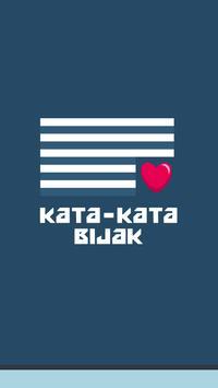 Kata-Kata Bijak poster