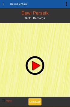 Diriku Berharga Dewi Persik Mp3 screenshot 1