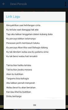 Diriku Berharga Dewi Persik Mp3 screenshot 2