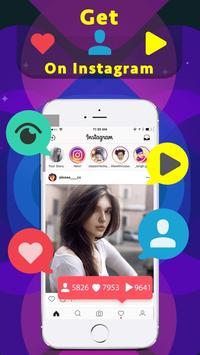 Get Real Followers For Instagram : mar-tag الملصق