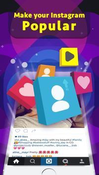 Get Real Followers For Instagram : mar-tag تصوير الشاشة 1