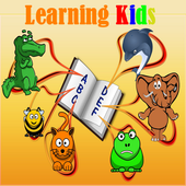 Learning Kids icon