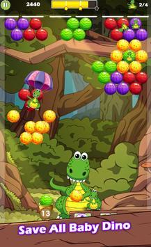 Bubble shooter primitive screenshot 2