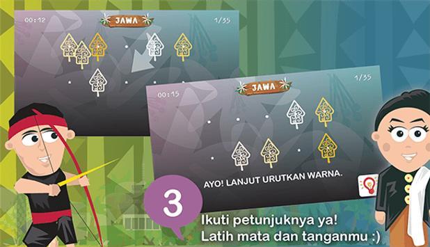 Colortorial Sumatra screenshot 8