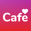 Cafe - Live video dating 圖標