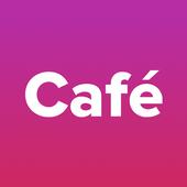 Cafe -- Memanggil&Mengobrol ikon