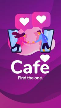 Cafe - Live video chat poster
