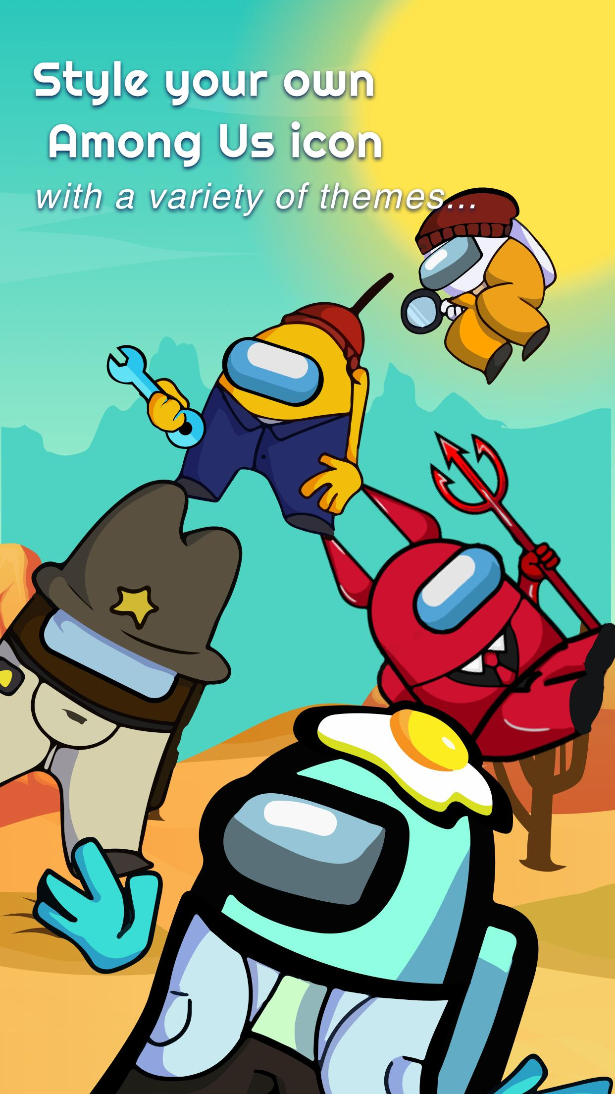 Among Us Maker For Android Apk Download