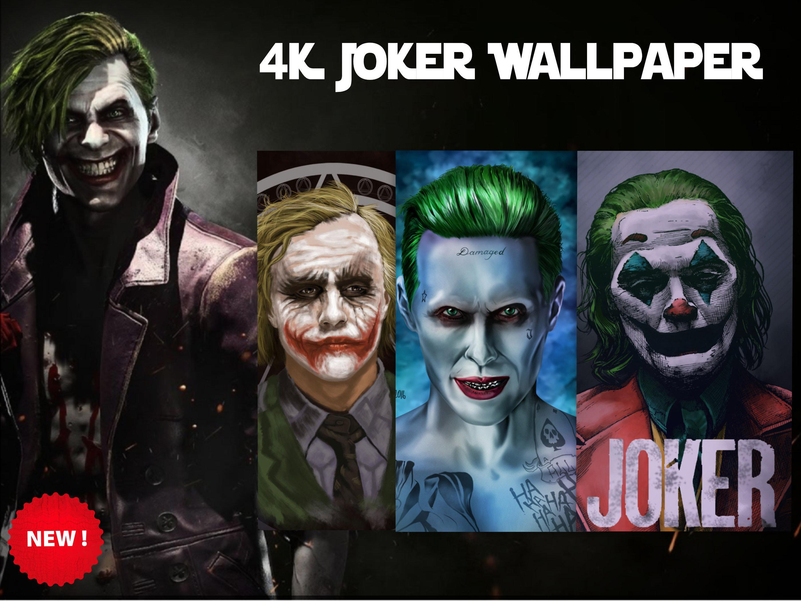 Wallpaper For Joker 4k For Android Apk Download
