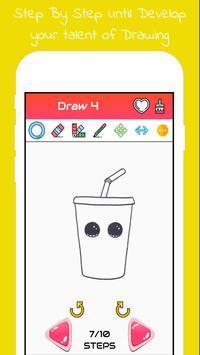 How To Draw Drinks screenshot 5