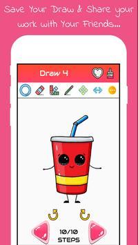 How To Draw Drinks screenshot 7