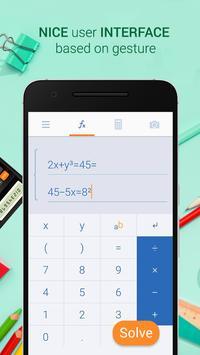 Camera Calculator – Solve Math by Take Photo скриншот 4