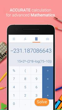 Camera Calculator – Solve Math by Take Photo скриншот 3