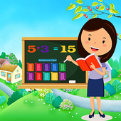 Easy Math : Maths Practice Games icon