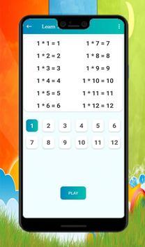 Easy Math : Maths Practice Games screenshot 1
