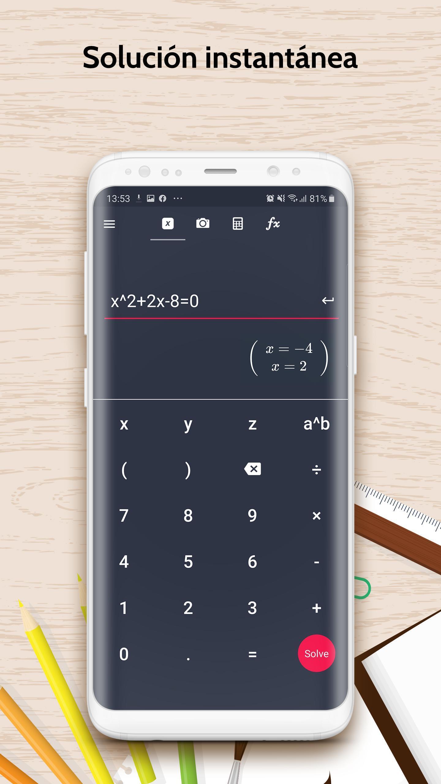 Resolver Problemas Matematicos Con Foto For Android Apk Download