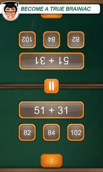 Math Duel screenshot 2