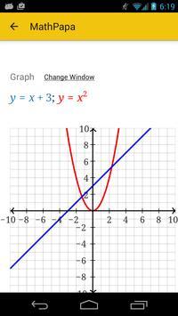 MathPapa syot layar 2