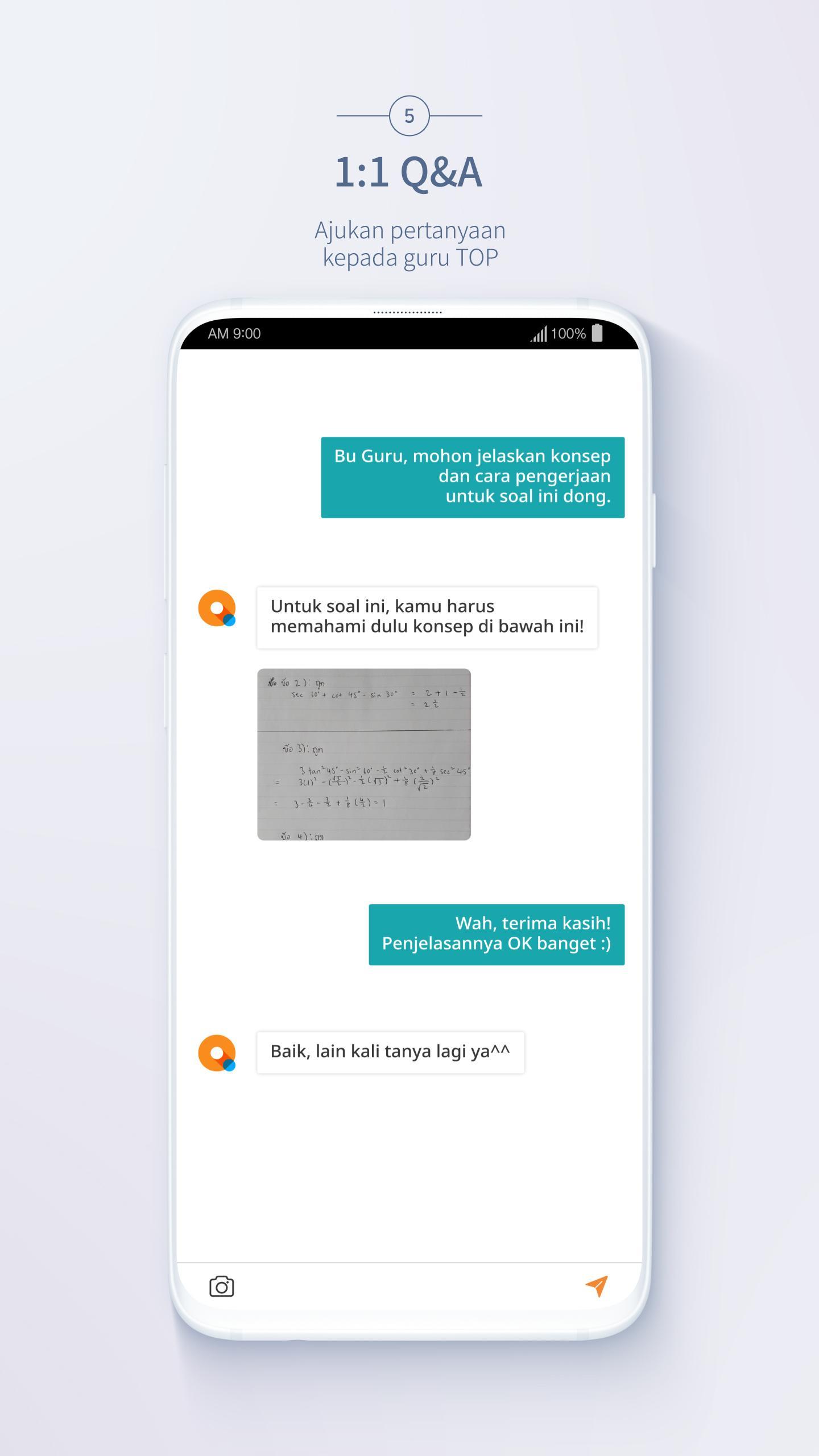 Qanda Pecahkan Soal Matematika Dalam 5 Detik For Android Apk Download