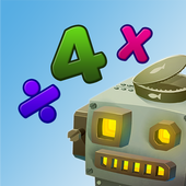 Matific Galaxy - Maths Games for 4th Graders icon