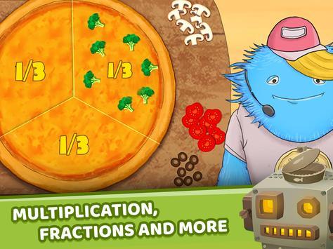 Matific Galaxy - Maths Games for 4th Graders 截图 7