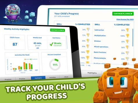Matific Galaxy - Maths Games for 4th Graders 截图 11