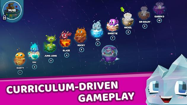 Matific Galaxy - Maths Games for 5th Graders 截图 4