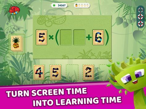 Matific Galaxy - Maths Games for 5th Graders 截图 7