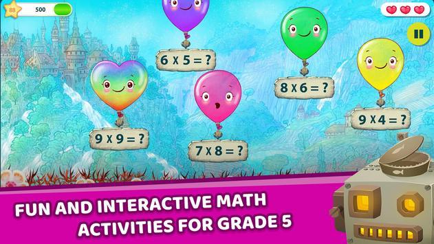 Matific Galaxy - Maths Games for 5th Graders 截图 14