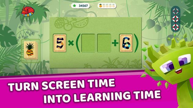 Matific Galaxy - Maths Games for 5th Graders 截图 1