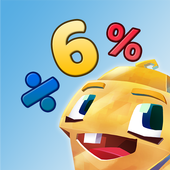 Matific Galaxy - Maths Games for 6th Graders icon