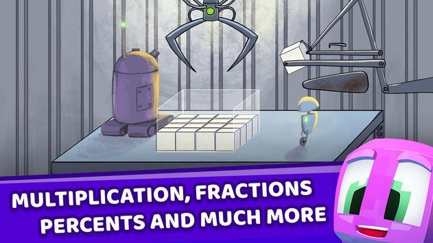 Matific Galaxy - Maths Games for 6th Graders screenshot 3