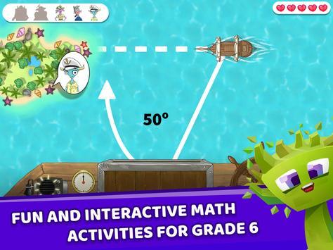 Matific Galaxy - Maths Games for 6th Graders screenshot 8